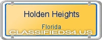Holden Heights board